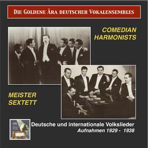 Die goldene Ära deutscher Vokalensembles (Recorded 1929-1938) album