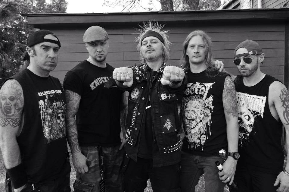 Extreme Noise Terror tickets and 2018 tour dates
