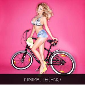 Minimal Techno Albumcover