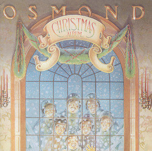 Donny Osmond, Marie Osmond This Christmas Eve cover
