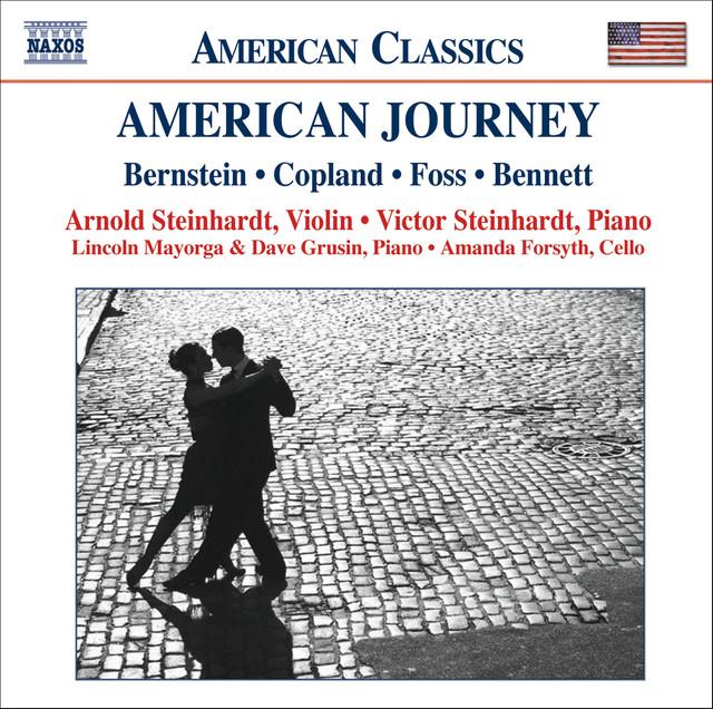 American Journey Albumcover