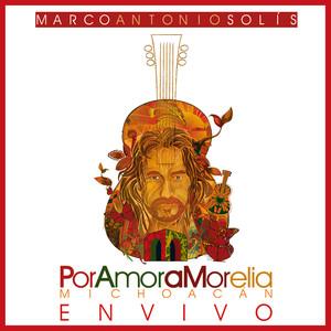 Por Amor A Morelia Michoacán (Live) Albumcover