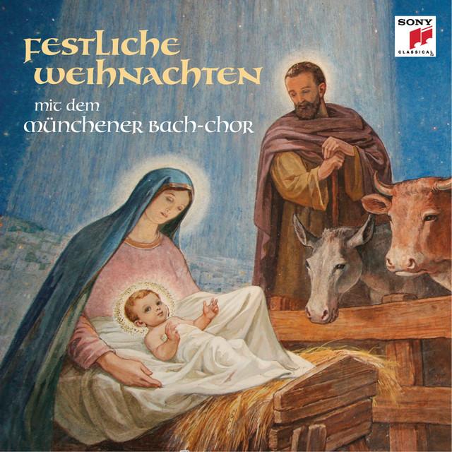 Festliche Weihnachten Albumcover