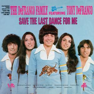 The Defranco Family, Tony DeFranco Baby Blue cover