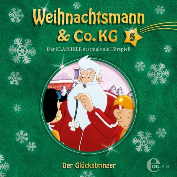 Folge 5: Der Glücksbringer  -  Der fliegende Teppich (Das Original-Hörspiel zur TV-Serie) Cover
