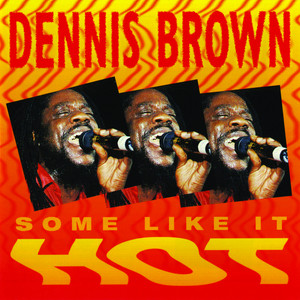 Dennis Brown Westbound Train cover