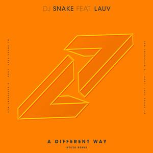 A Different Way (Noizu Remix) Albümü