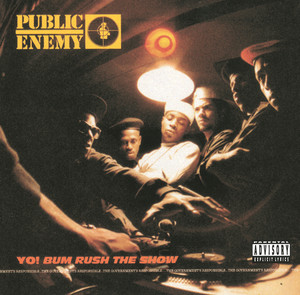 Public Enemy Yo! Bum Rush the Show cover