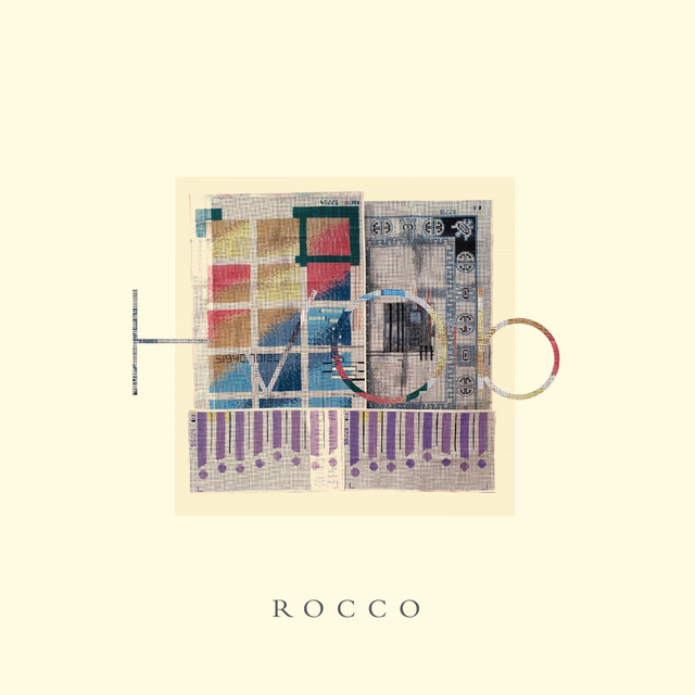 Album cover for Rocco by HVOB