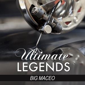 Saturday Night Blues (Ultimate Legends Presents Big Maceo) album