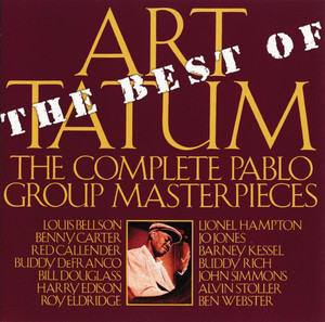 Art Tatum, Benny Carter, Louie Bellson Street of Dreams cover