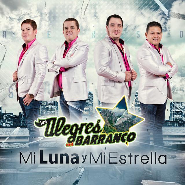 Album cover for Mi Luna y Mi Estrella by Los Alegres Del Barranco