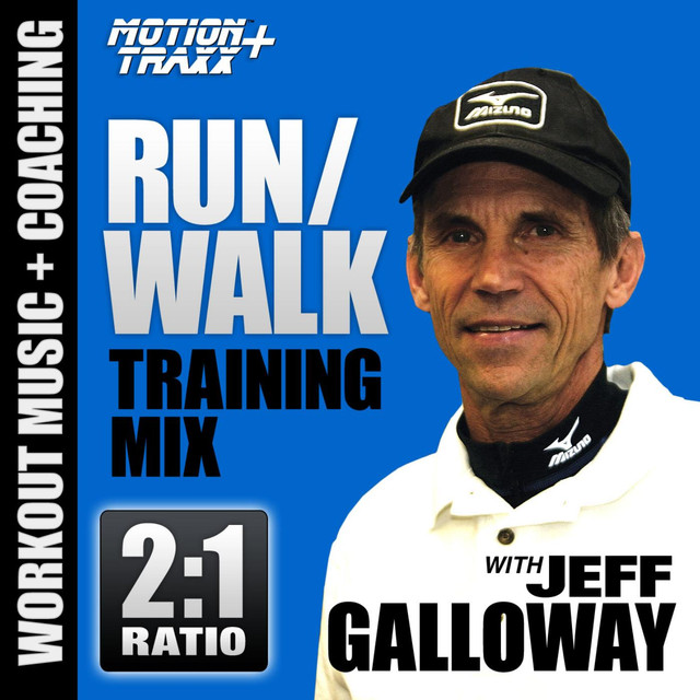 Run Walk - 2:1 Ratio (Running Interval Workout Music Mix W/coach