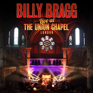 Billy Bragg My Flying Saucer cover