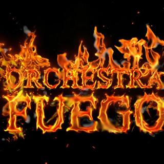 Album cover for Quemando La Pista Vol 3 by Orchestra Fuego