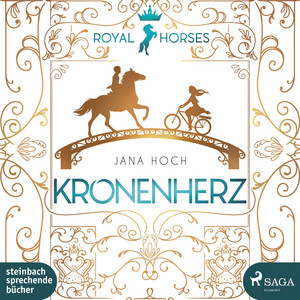Kronenherz (Royal Horses 1) Audiobook