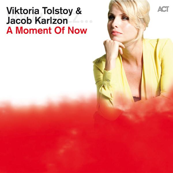 Skivomslag för Viktoria Tolstoy & Jacob Karlzon: A Moment Of Now