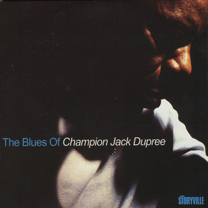 The Blues of Champion Jack Dupree album