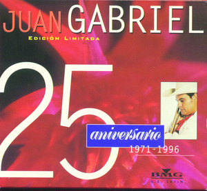 25 Aniversario, Duetos Y Versiones Especiales Albumcover