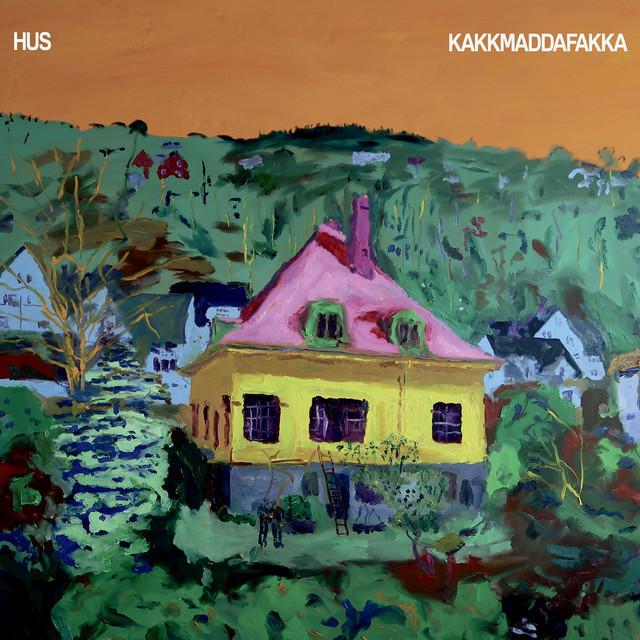 Album cover for Hus by Kakkmaddafakka