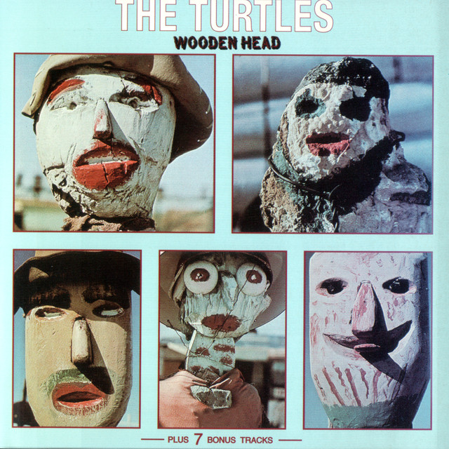 The Turtles Wooden Head album cover