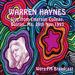 Live From Emerson College, Boston MA. 29th Nov 1993