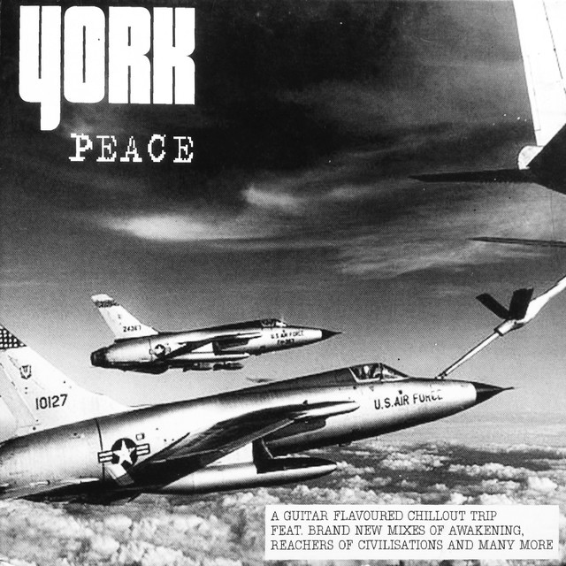 Album cover for Peace by York