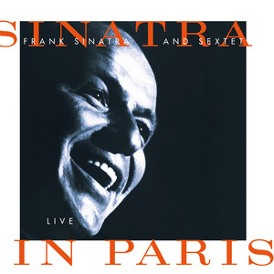 Sinatra And Sextet: Live In Paris Albumcover