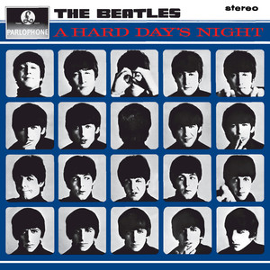 Pochette A Hard Day's Night