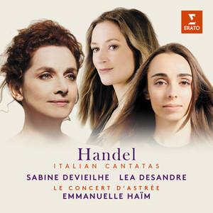 Handel: Italian Cantatas Albümü