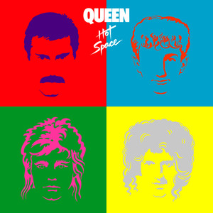 Hot Space (Deluxe Edition 2011 Remaster) Albumcover