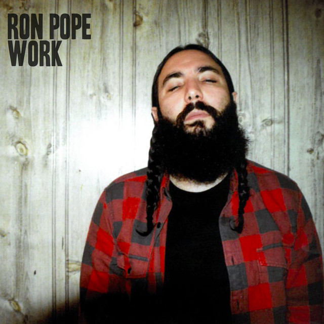 Album cover for Work by Ron Pope
