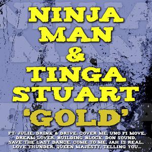 Ninjaman, Tinga Stuart Cover Me cover