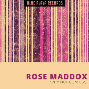 Why Not Confess album
