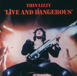 Live And Dangerous (Remastered Version) Albumcover