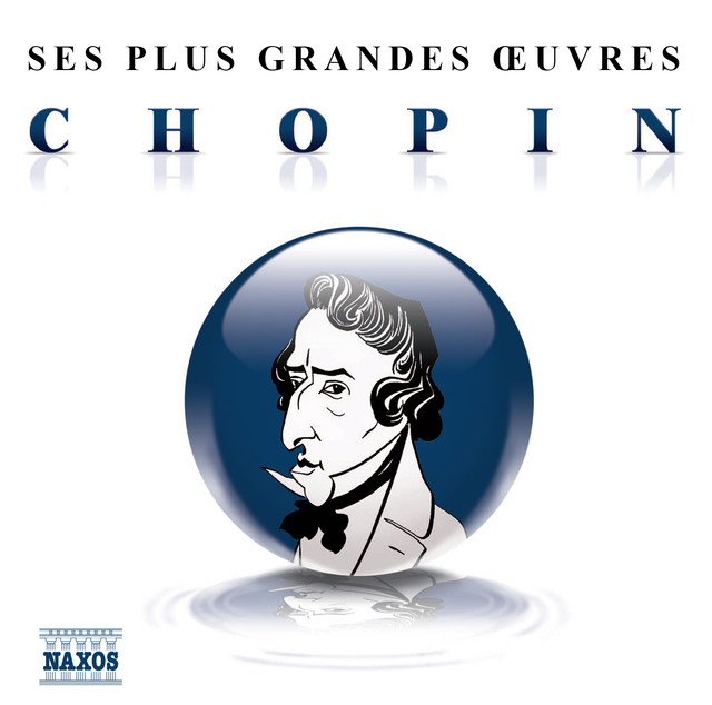 Ses plus grandes œuvres: Chopin Albumcover