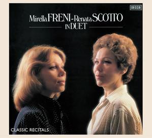 Mirella Freni - Renata Scotto: In Duet Albümü
