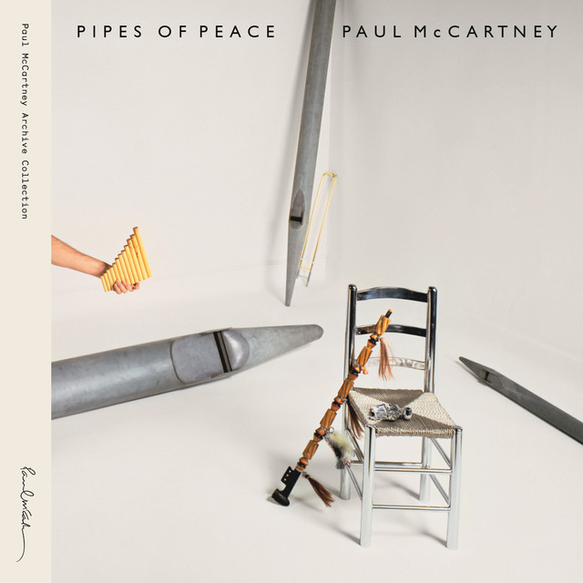 Paul McCartney Pipes Of Peace (Deluxe Edition) album cover