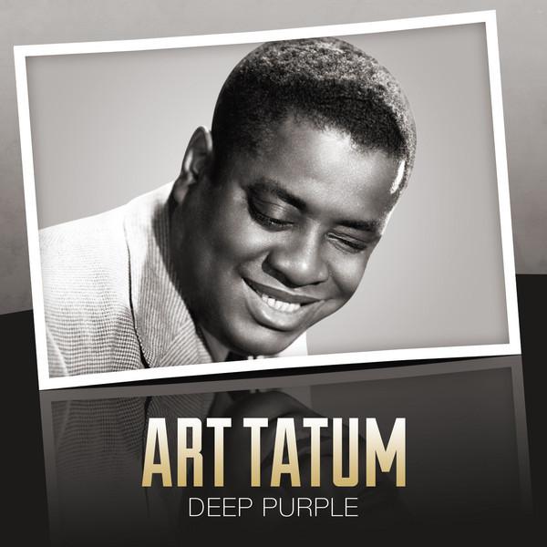Art Tatum Deep Purple album cover