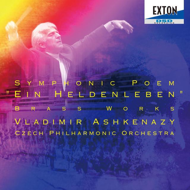 R. Strauss: Symphonic Poem Ein Heldenleben & Brass Works Albumcover