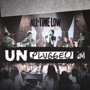 All Time Low - MTV Unplugged Albumcover