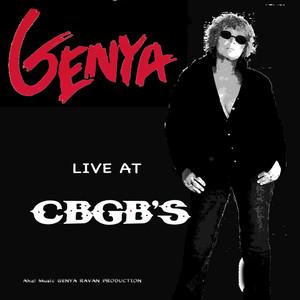 Genya Live at Cbgb album