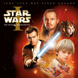Star Wars Episode I - Die dunkle Bedrohung Audiobook