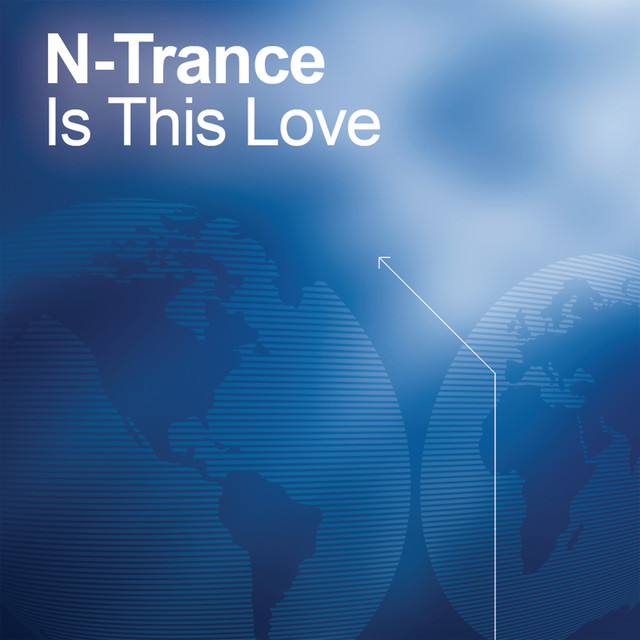N-Trance Is This Love album cover