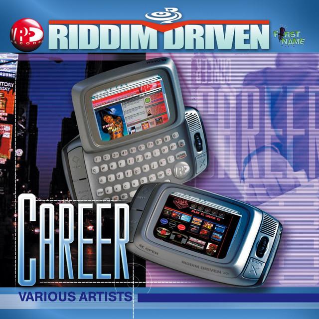 Various Artists Riddim Driven: Career album cover