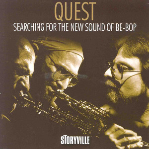 Searching For The New Sound Of Be-Bop  Albumcover