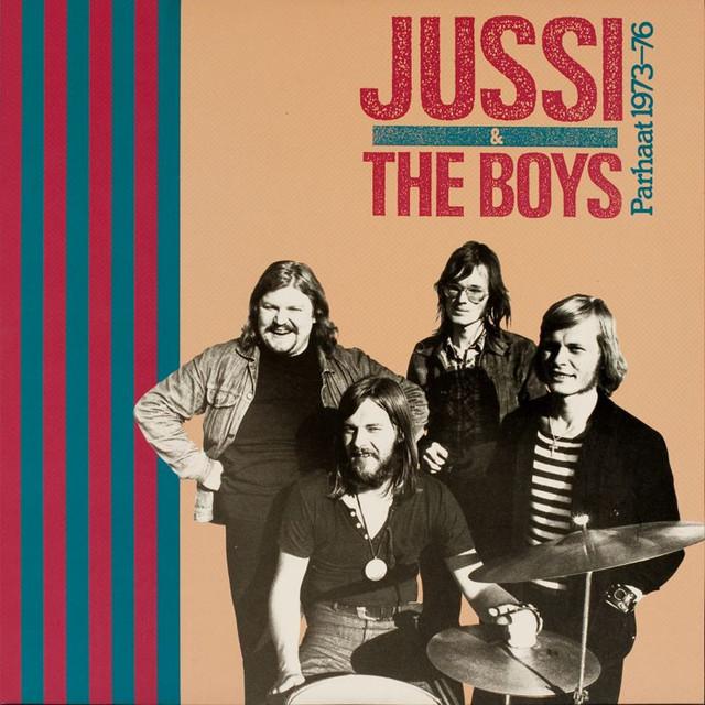 Parhaat 1973-76 (LP)