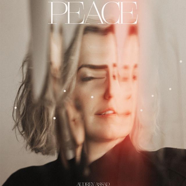 Album cover for Peace by Audrey Assad