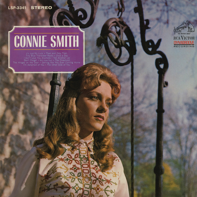 Tiny Blue Transistor Radio, a song by Connie Smith on Spotify