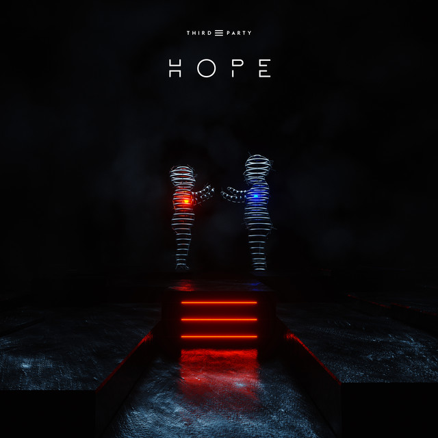 Album cover for HOPE by Third Party